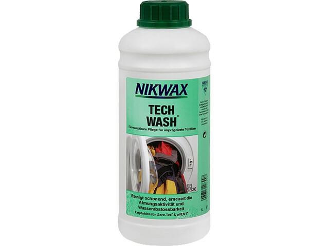Nikwax Tech Wash 1L sprayflaske